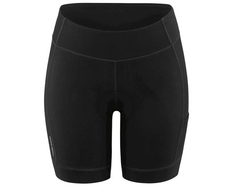 Louis Garneau Women's Fit Sensor 7.5 Shorts 2 (Black) (S)