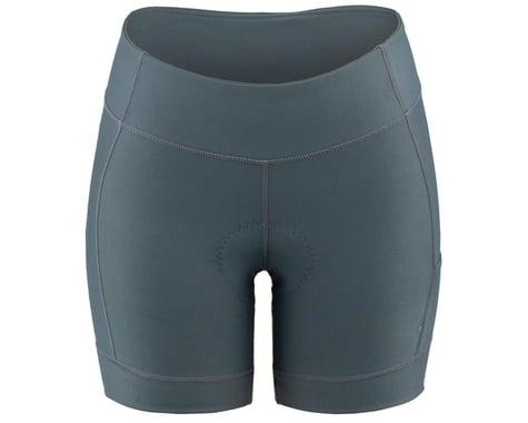 Louis Garneau Women's Fit Sensor 5.5 Shorts 2 (Slate) (L)