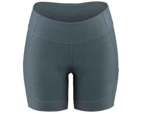 Louis Garneau Women's Fit Sensor 5.5 Shorts 2 (Slate) (XL)