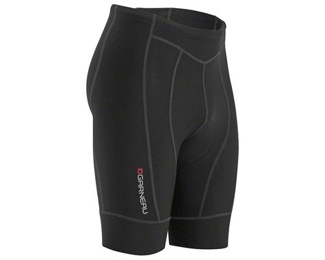 Louis Garneau Fit Sensor 2 Short (Black) (XS)
