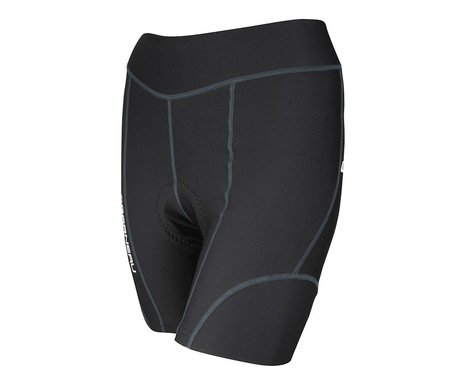 Louis Garneau Women's Fit Sensor 5.5 Shorts (Black)