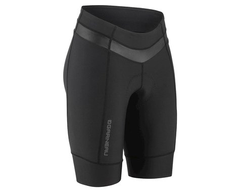 "Louis Garneau Women's Neo Power Motion 9.5"" Shorts (Black) (L)"