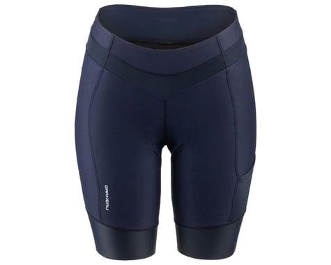 "Louis Garneau Women's Neo Power Motion 9.5"" Shorts (Dark Night) (S)"