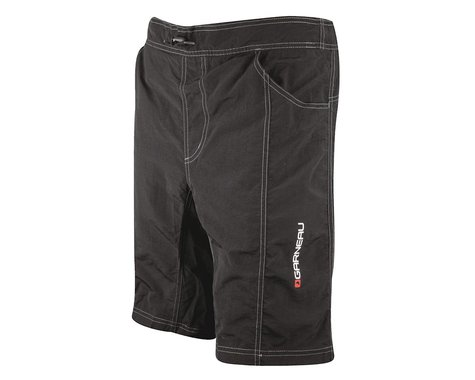 Louis Garneau Cyclo Baggy Shorts (Black)