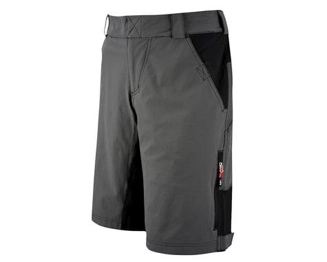 Louis Garneau Techfit Baggy Shorts (Grey) (Xxlarge)