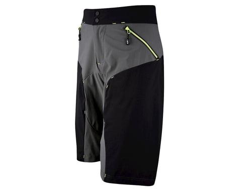 Louis Garneau Stream Techfit Baggy Shorts (Gry/Blk) (Xxlarge)