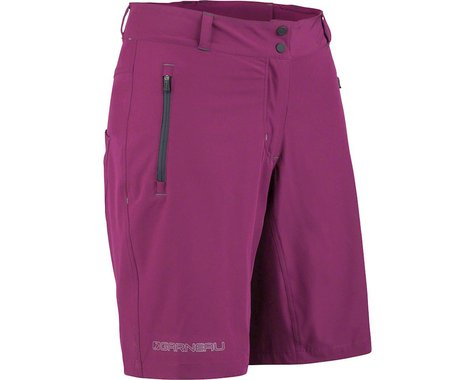Louis Garneau Women's Latitude MTB Shorts (Black)