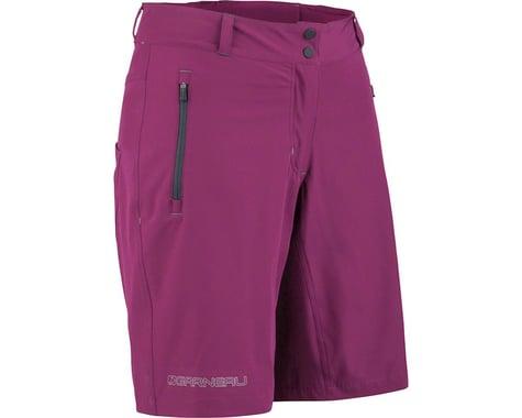 Louis Garneau Women's Latitude MTB Shorts (Magenta Purple)
