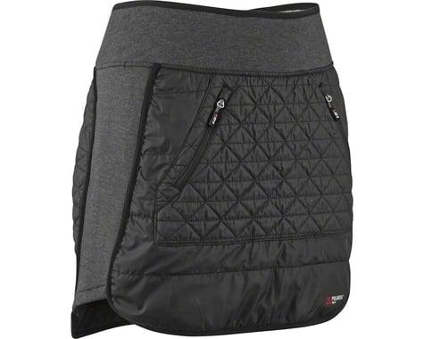Louis Garneau Rocket Skirt (Black/Gray)