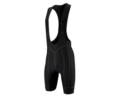 Louis Garneau Fit Sensor 2 Bib Shorts (Black) (M)