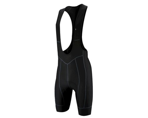 Louis Garneau Fit Sensor 2 Bib Shorts (Black) (S)