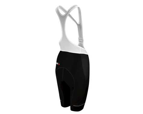 Louis Garneau CB Carbon Lazer Women's Bib Shorts (Black) (Xxlarge)