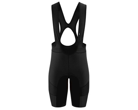 Louis Garneau CB Carbon Lazer Bib Shorts (Black/Asphalt) (2XL)