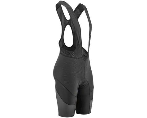 Louis Garneau CB Carbon Lazer Bib Shorts (Black/Asphalt) (L)