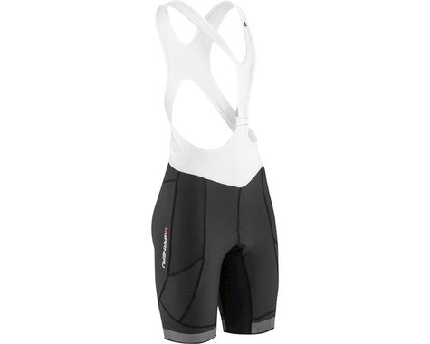 Louis Garneau Women's CB Neo Power RTR Bib (Black/White) (XL)