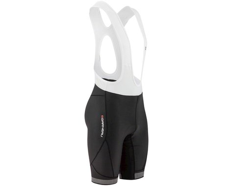 Louis Garneau Men's CB Neo Power Bib (Black/White) (S)