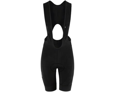 Louis Garneau Optimum 2 Bib Shorts (Black) (L)