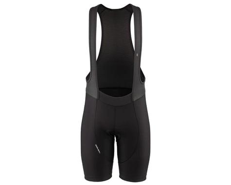 Louis Garneau Men's Fit Sensor Texture Bib Shorts (Black) (XL)