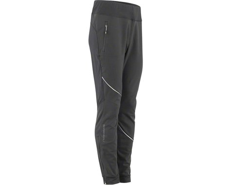 Louis Garneau Women's Course Element Women's Tights (Black)