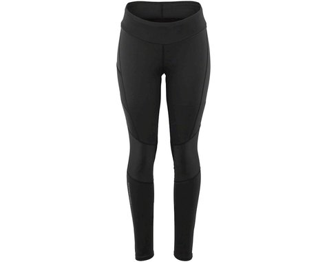Louis Garneau Women's Solano Tights (Black) (L)