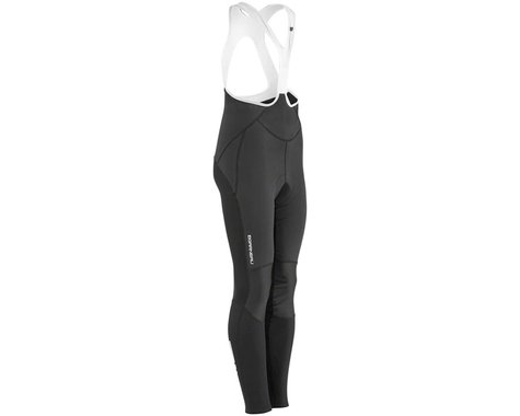 Louis Garneau Women's Providence 2 Bib Tights with Chamois (Black) (S)