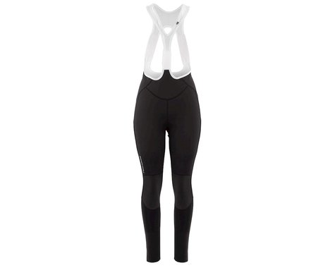 Louis Garneau Women's Providence Chamois Bib Tights (Black) (XS)