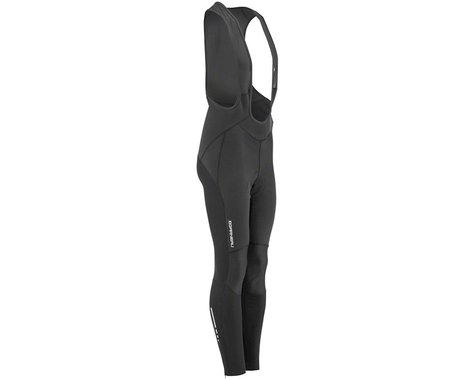 Louis Garneau Providence 2 Bib Tights with Chamois (Black) (2XL)