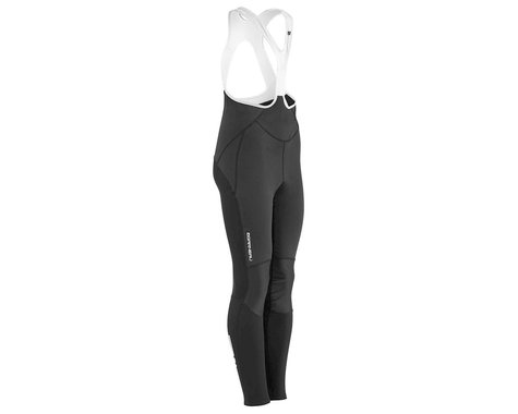 Louis Garneau Women's Providence 2 Bib Tights with Chamois (Black) (XS)