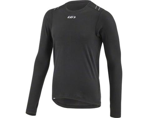 Louis Garneau 2004 Base Layer Top (Black) Long Sleeve (XL)
