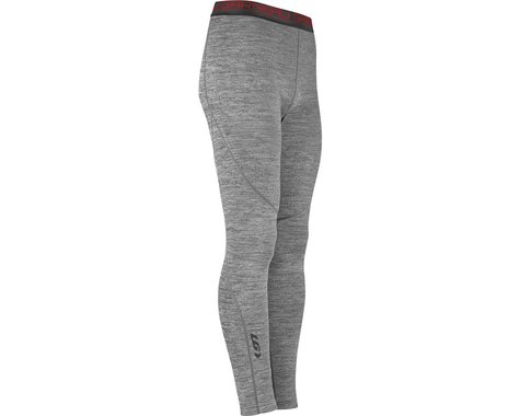 Louis Garneau 2004 Base Layer Pants (Heather Grey)