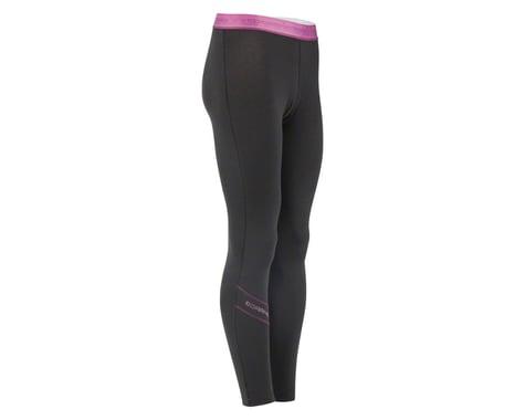 Louis Garneau Women's 2004 Base Layer Bottom Pants (Black/Purple) (XL)