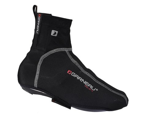 Louis Garneau Wind Dry SL Shoe Covers (Black) (Large 43.5-45)