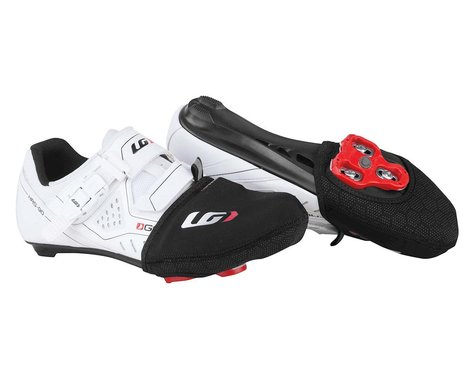 Louis Garneau Toe Thermal Shoe Cover (Black) (L/XL)