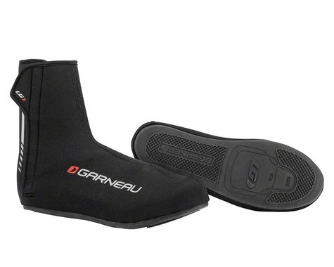 Louis Garneau Thermal Pro Shoe Covers (Black) (L)