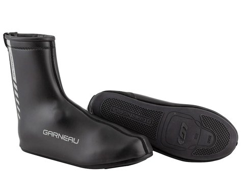 Louis Garneau Thermal H2O Shoe Covers (Black) (S)