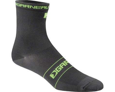 Louis Garneau Tuscan Socks (Grey/Green)