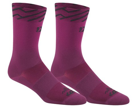 Louis Garneau Tuscan X-Long Socks (Shiraz) (S/M)