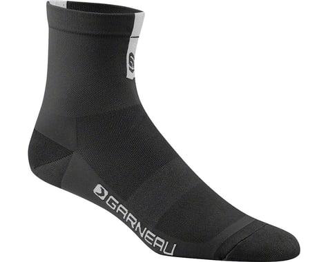 Louis Garneau Conti Socks (Black/Grey)