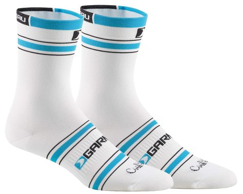 Louis Garneau Conti Long Sock (Atomic Blue) (S/M)