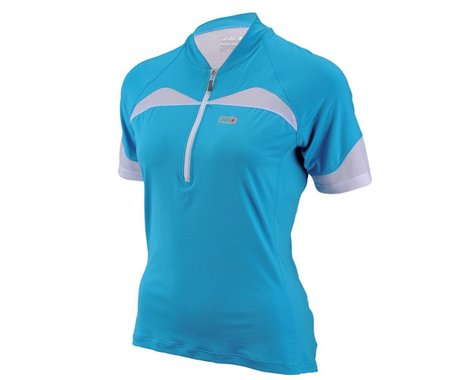 Louis Garneau Women's Skin-X Short Sleeve Jersey (Green)