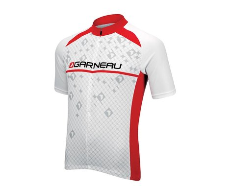 Louis Garneau SE Short Sleeve Jersey - Performance Exclusive (White)