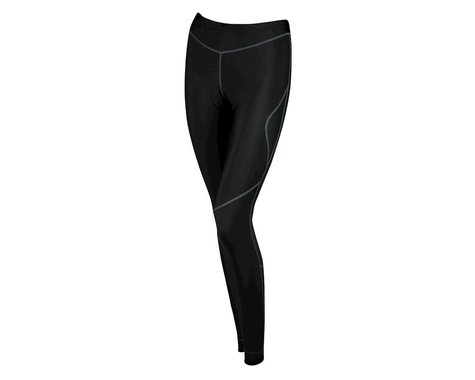 Louis Garneau Women's Ridge Thermal Tights - Performance Exclusive (Black)
