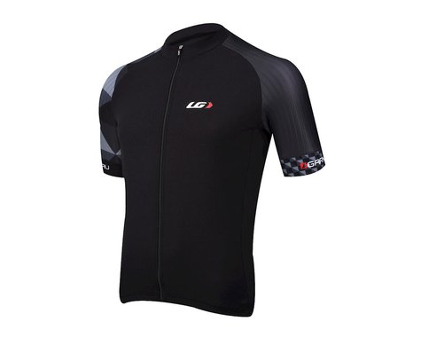 Louis Garneau CB Racer Jersey - Performance Exclusive (Black/Grey)