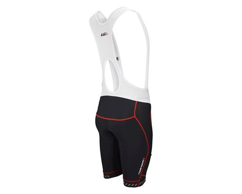 Louis Garneau Neo-Lite Power Bib Shorts (Black)