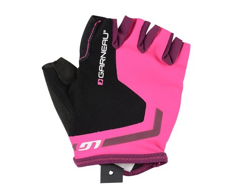 Louis Garneau Women's Mondo Sprint Gloves (Matte White/Black)