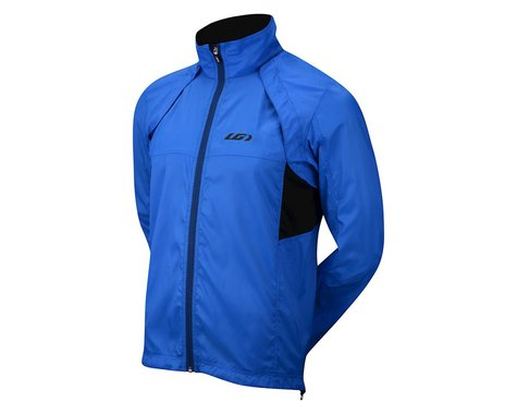 Louis Garneau Reflekto Convertible Jacket - Performance Exclusive (Blue)
