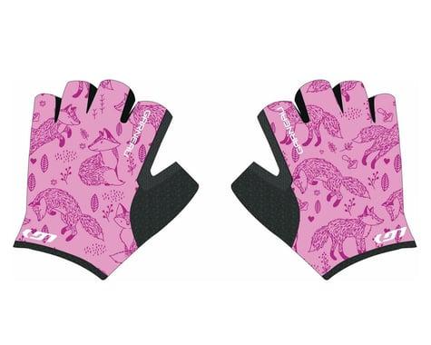 Louis Garneau Kid Ride Cycling Gloves (Fox) (2)