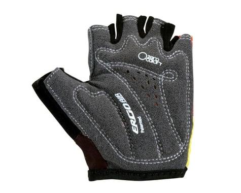 Louis Garneau Kid Ride Gloves (Red Plaid)