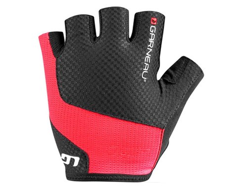 Louis Garneau Nimbus Evo Women's Short Finger Bike Gloves (Diva Pink)
