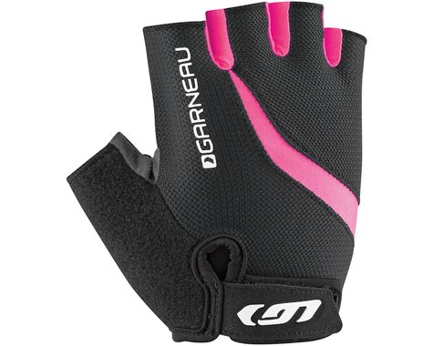 Louis Garneau Women's Biogel RX-V Gloves (Pink Glo) (S)
